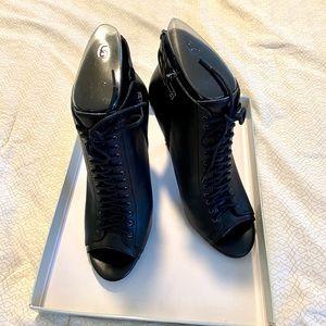 Jessica Simpson Erlene Peep Toe Heels